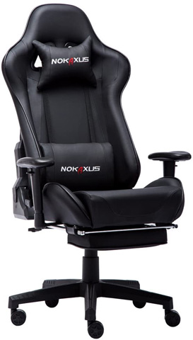 chaise gamer grand taille nokaxus