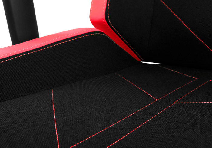 fabric upholstery quersus gaming chair